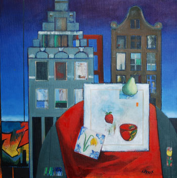 Liz Knox 'Amsterdam Afternoon'